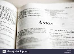Studio Biblico: Amos